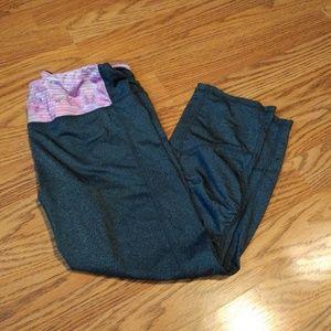 Kyodan Capri workout leggings